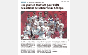 CHANTER le FOOT