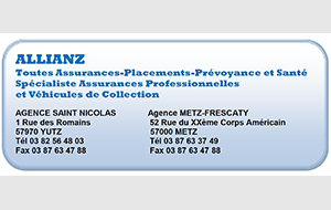 ALLIANZ ASSURANCES YUTZ et METZ
