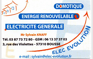 ELEC-EVOLUTION-Bousse