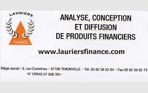 LAURIERS-FINANCE